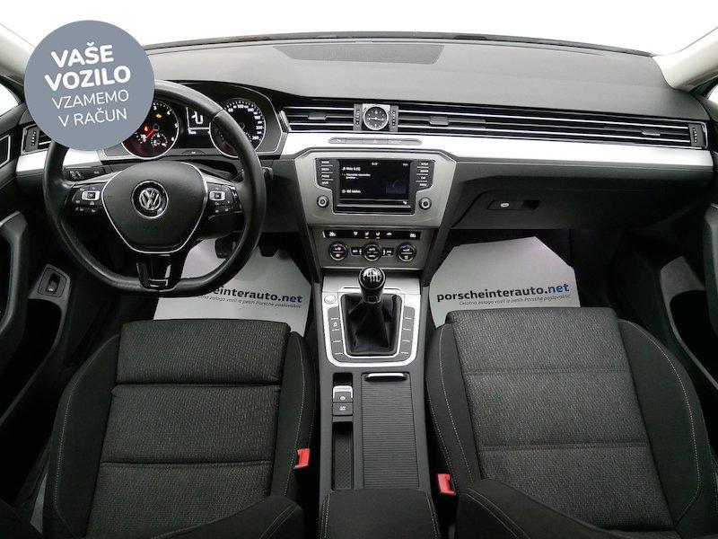 Volkswagen Passat Variant 2.0 TDI Comfortline - SLOVENSKO VOZILO13