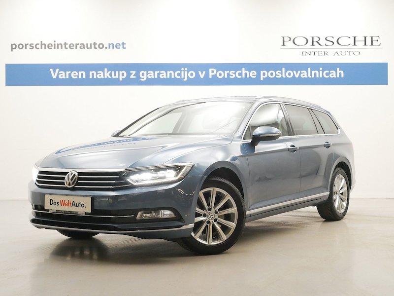 Volkswagen Passat Variant 2.0 TDI BMT Highline SLOVENSKO VOZILO1
