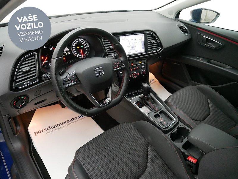 Seat Leon ST 2.0 TDI FR Start Stop DSG11