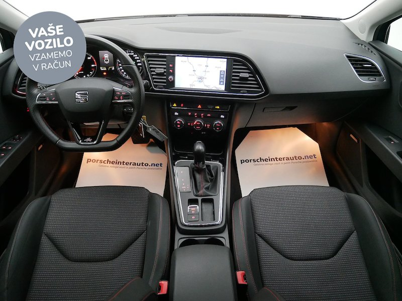 Seat Leon ST 2.0 TDI FR Start Stop DSG13