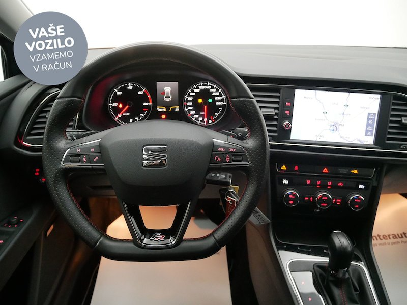 Seat Leon ST 2.0 TDI FR Start Stop DSG14