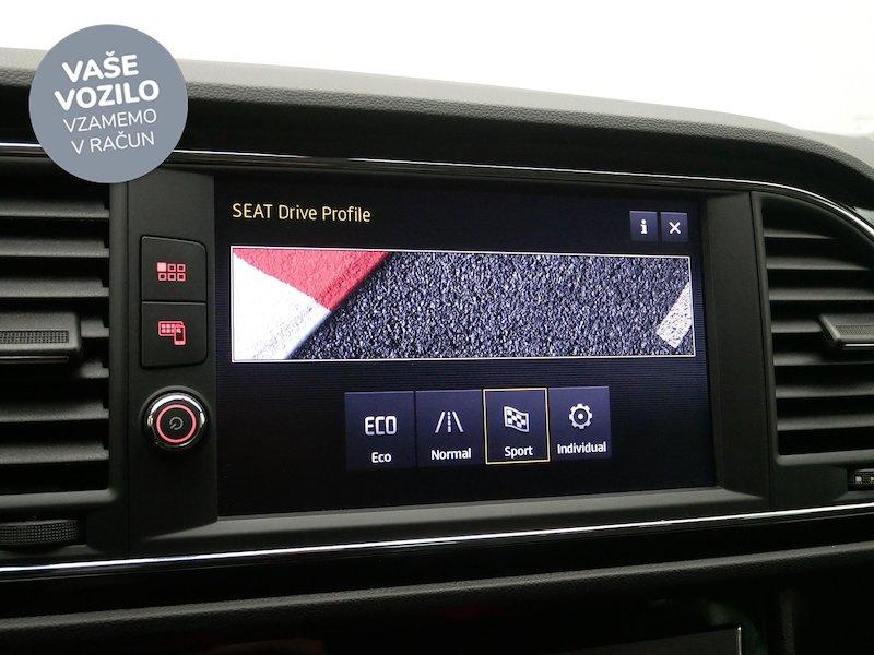 Seat Leon ST 2.0 TDI FR Start Stop DSG16