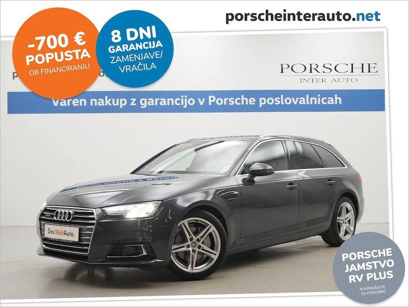 Audi A4 Avant quattro 2.0 TDI S-line S tronic1