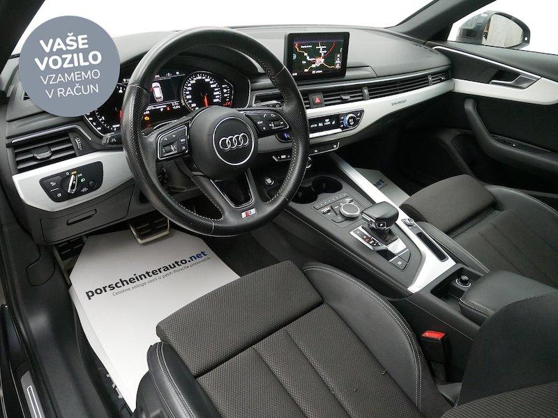 Audi A4 Avant quattro 2.0 TDI S-line S tronic11