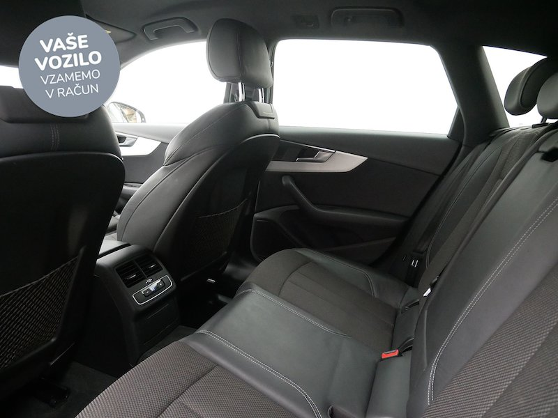 Audi A4 Avant quattro 2.0 TDI S-line S tronic12
