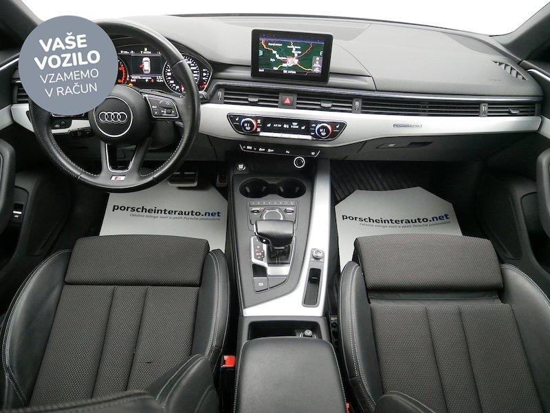 Audi A4 Avant quattro 2.0 TDI S-line S tronic13