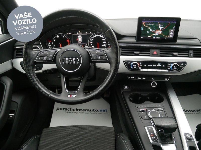 Audi A4 Avant quattro 2.0 TDI S-line S tronic14