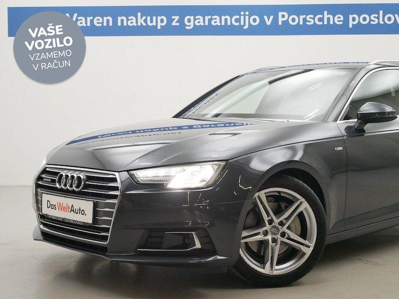 Audi A4 Avant quattro 2.0 TDI S-line S tronic6