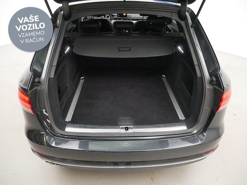 Audi A4 Avant quattro 2.0 TDI S-line S tronic10