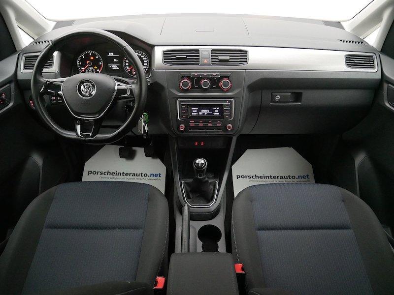 Volkswagen Caddy 4 Trendline KRPAN 2.0 TDI SLOVENSKO VOZILO11