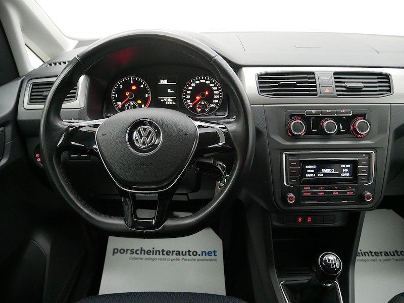 Volkswagen Caddy 4 Trendline KRPAN 2.0 TDI SLOVENSKO VOZILO12