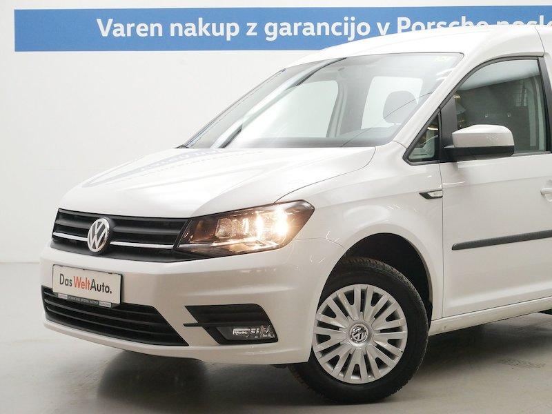 Volkswagen Caddy 4 Trendline KRPAN 2.0 TDI SLOVENSKO VOZILO5