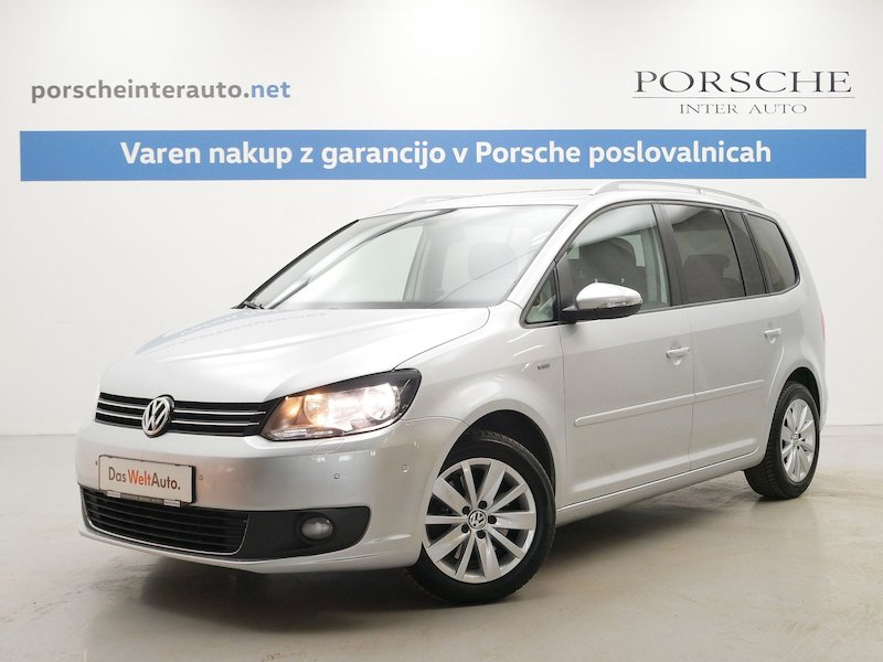 Volkswagen Touran 2.0 TDI BlueMotion Tech. Comfortline