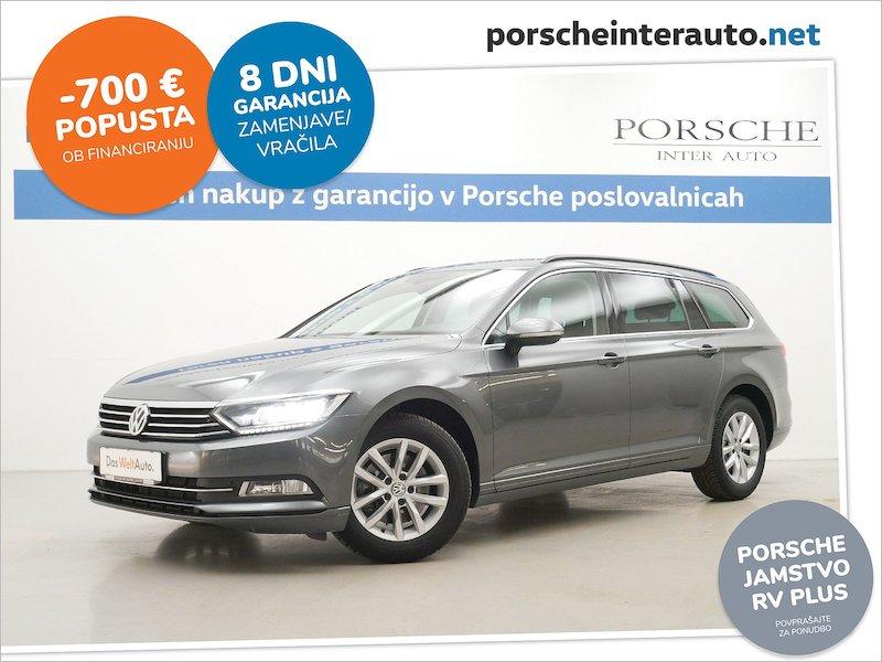 Volkswagen Passat Variant 2.0 TDI BMT Comfortline SLOVENSKO VOZILO1