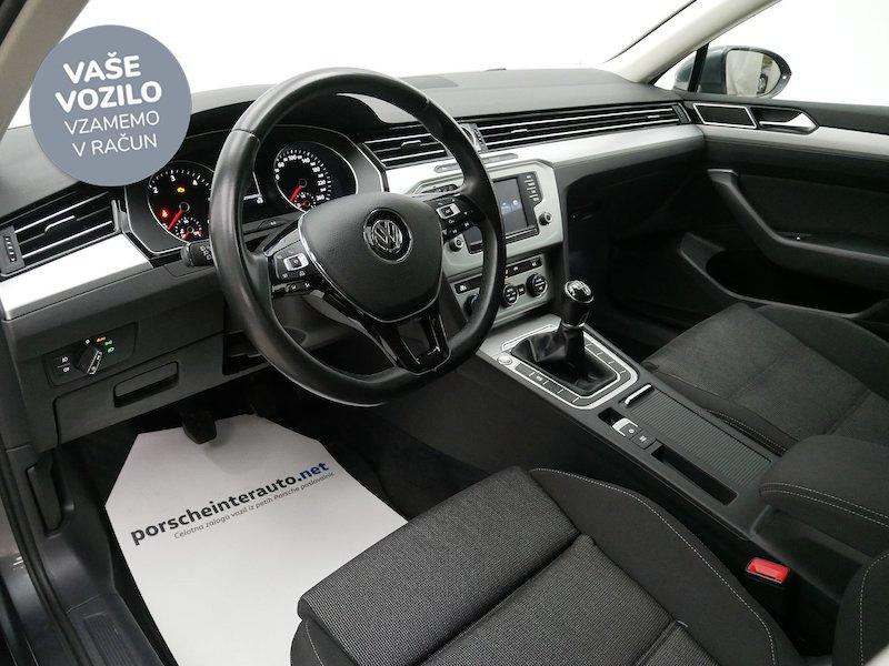 Volkswagen Passat Variant 2.0 TDI BMT Comfortline SLOVENSKO VOZILO10