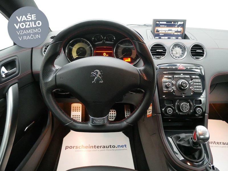 Peugeot RCZ R 1.6 THP - SLOVENSKO VOZILO13