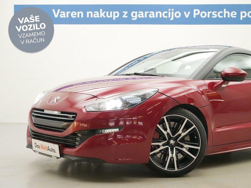Peugeot RCZ R 1.6 THP - SLOVENSKO VOZILO5