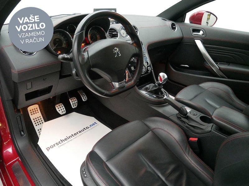 Peugeot RCZ R 1.6 THP - SLOVENSKO VOZILO10