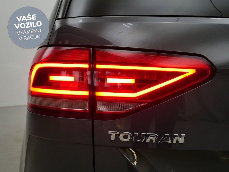Volkswagen Touran 2.0 TDI BMT R-Line Edition DSG18