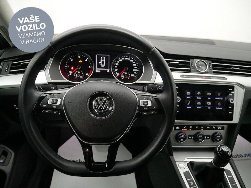 Volkswagen Passat 2.0 TDI BMT Comfortline - SLOVENSKO VOZILO13