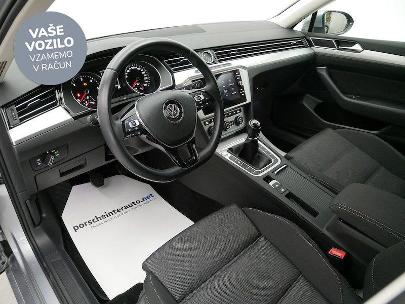 Volkswagen Passat 2.0 TDI BMT Comfortline - SLOVENSKO VOZILO10