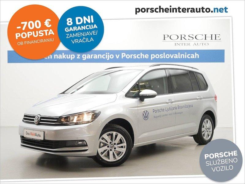 Volkswagen Touran 2.0 TDI BMT Family1