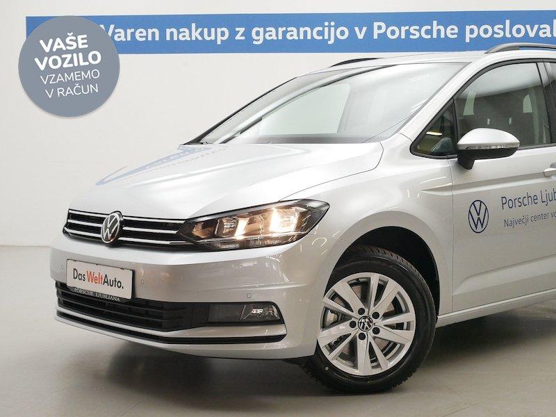 Volkswagen Touran 2.0 TDI BMT Family5
