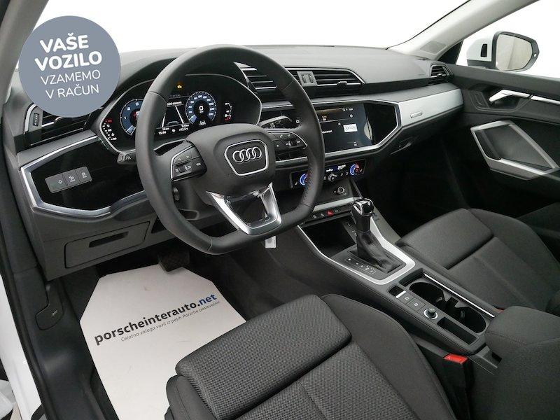 Audi Q3 35 TDI S line S tronic11