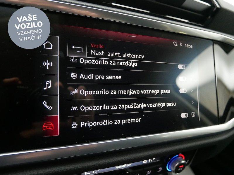 Audi Q3 35 TDI S line S tronic17