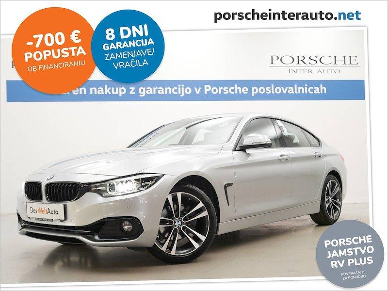 BMW serija 4 420i Gran Coupe - SLOVENSKO VOZILO