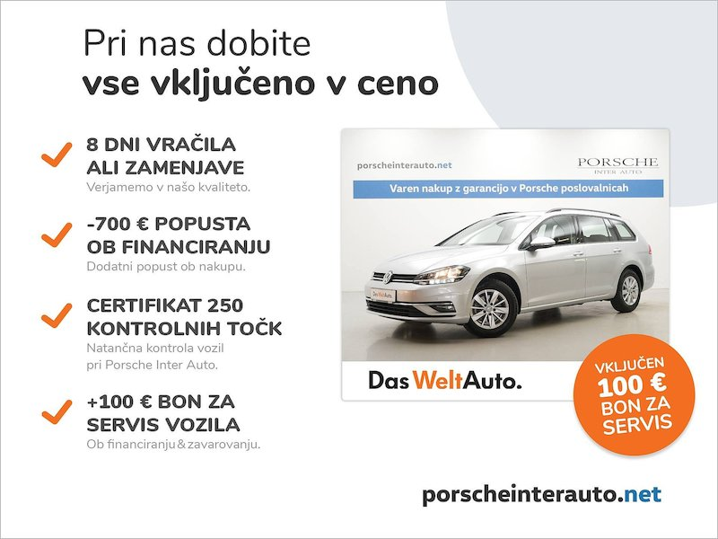 Volkswagen Golf Variant 1.6 TDI BMT Comfortline - SLOVENSKO VOZILO2