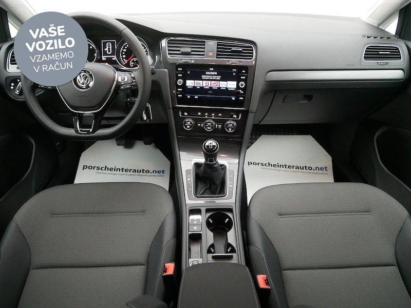 Volkswagen Golf Variant 1.6 TDI BMT Comfortline - SLOVENSKO VOZILO13