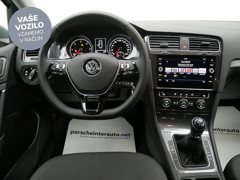 Volkswagen Golf Variant 1.6 TDI BMT Comfortline - SLOVENSKO VOZILO14