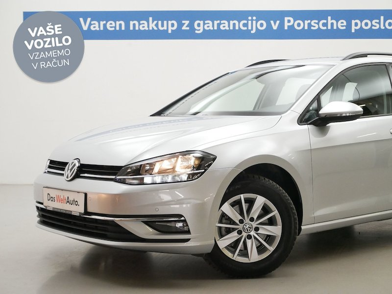 Volkswagen Golf Variant 1.6 TDI BMT Comfortline - SLOVENSKO VOZILO6