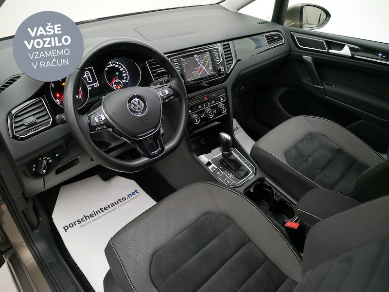 Volkswagen Golf Sportsvan 2.0 TDI Highline DSG - SLOVENSKO VOZILO11
