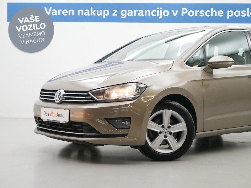 Volkswagen Golf Sportsvan 2.0 TDI Highline DSG - SLOVENSKO VOZILO6