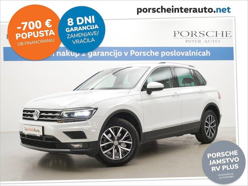 Volkswagen Tiguan 2.0 TDI BMT Comfortline - SLOVENSKO VOZILO