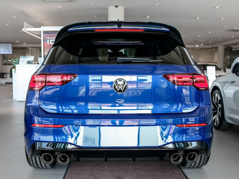 Volkswagen Golf 4motion 2.0 TSI R DSG7