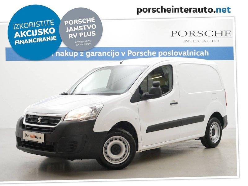 Peugeot Partner 1.6 BlueHDi 100 L1 Confort - SLOVENSKO VOZILO1