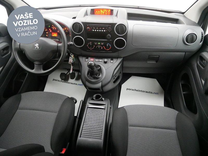 Peugeot Partner 1.6 BlueHDi 100 L1 Confort - SLOVENSKO VOZILO13