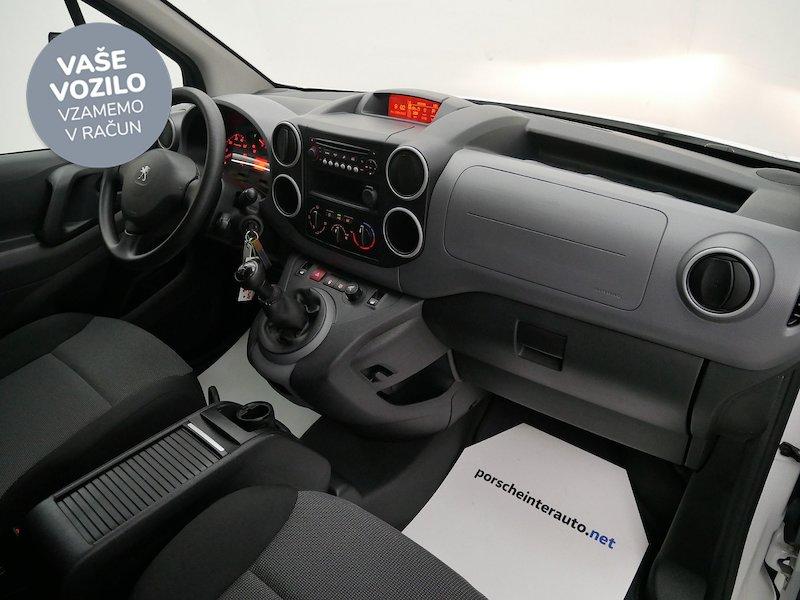 Peugeot Partner 1.6 BlueHDi 100 L1 Confort - SLOVENSKO VOZILO14