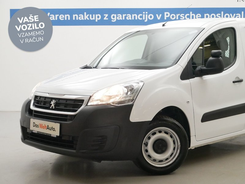 Peugeot Partner 1.6 BlueHDi 100 L1 Confort - SLOVENSKO VOZILO6
