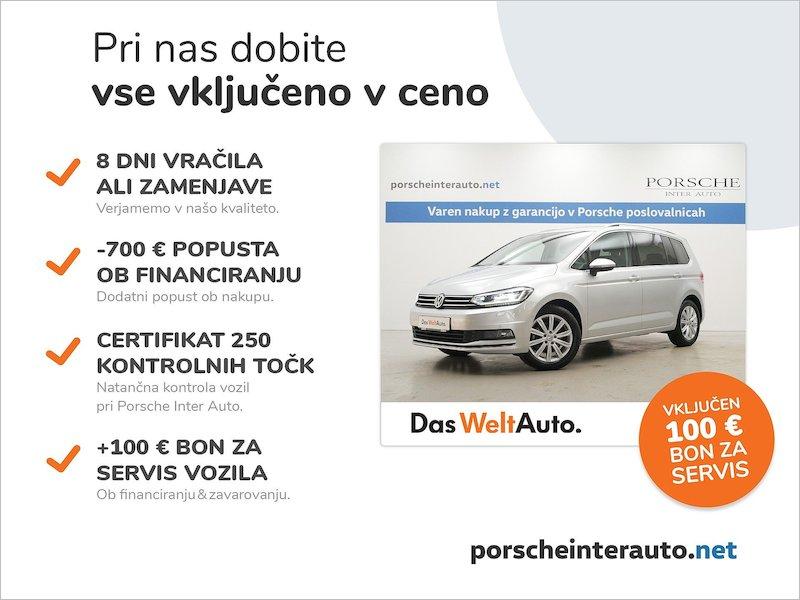 Volkswagen Touran 2.0 TDI BMT Highline DSG2