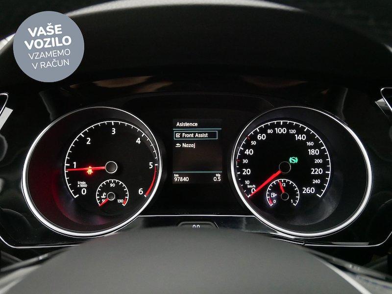 Volkswagen Touran 2.0 TDI BMT Highline DSG15