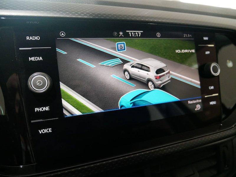 Volkswagen T-Cross 1.0 TSI BMT Life15