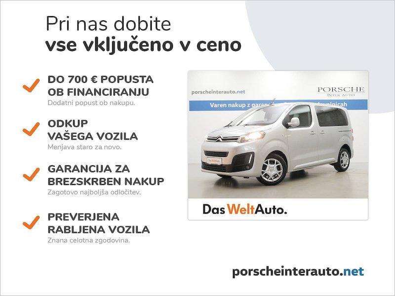 Citroën SpaceTourer L1H1 BlueHDi 180 Avt. - SLOVENSKO VOZILO2