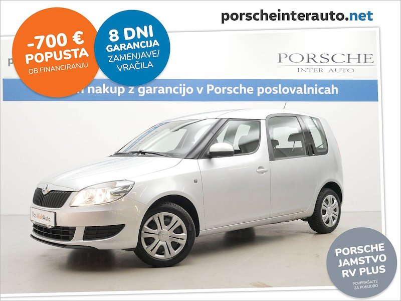 Škoda Roomster Ambition 1.2 TSI - SLOVENSKO VOZILO