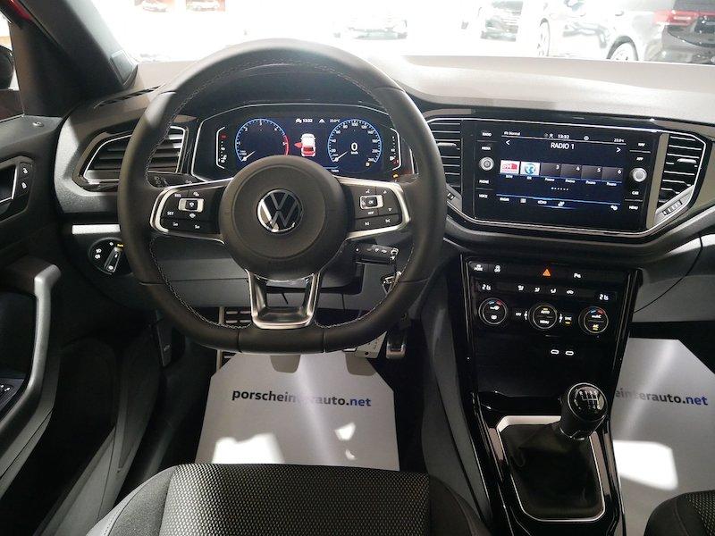 Volkswagen T-Roc 2.0 TDI BMT Sport12