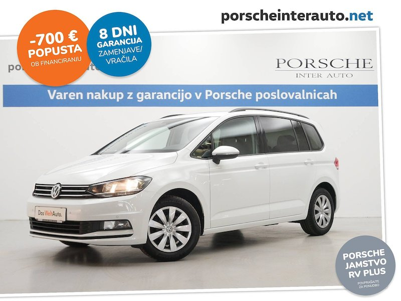 Volkswagen Touran 1.6 TDI BMT Comfortline - SLOVENSKO VOZILO1