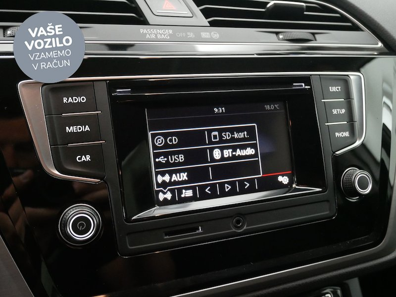 Volkswagen Touran 1.6 TDI BMT Comfortline - SLOVENSKO VOZILO17